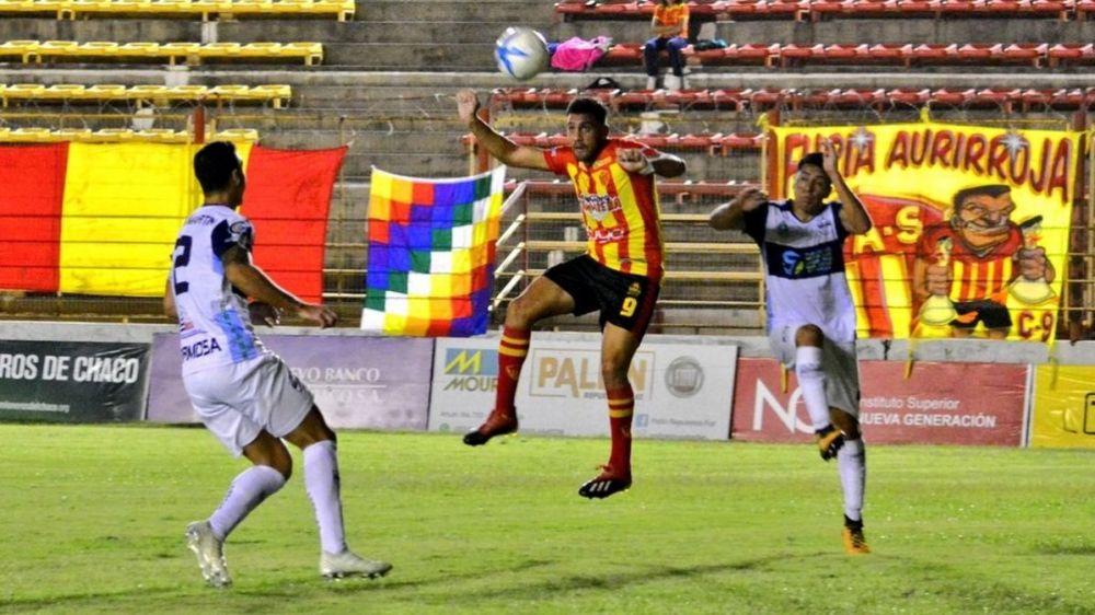 Sarmiento de Resistencia le ganó a San Martín y es puntero