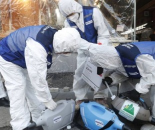 foto: Se expande: Siete muertos en Corea del Sur y 50 en Irán