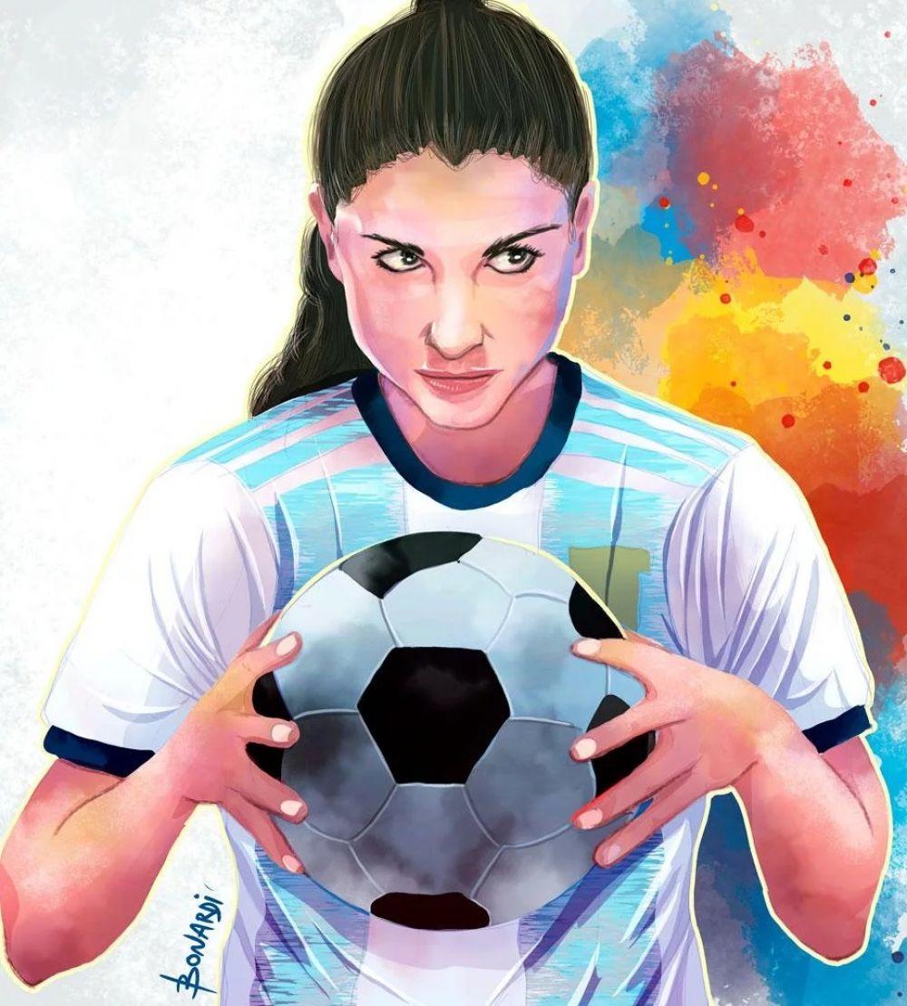 foto: El fútbol femenino tiene mucho potencial en Corrientes