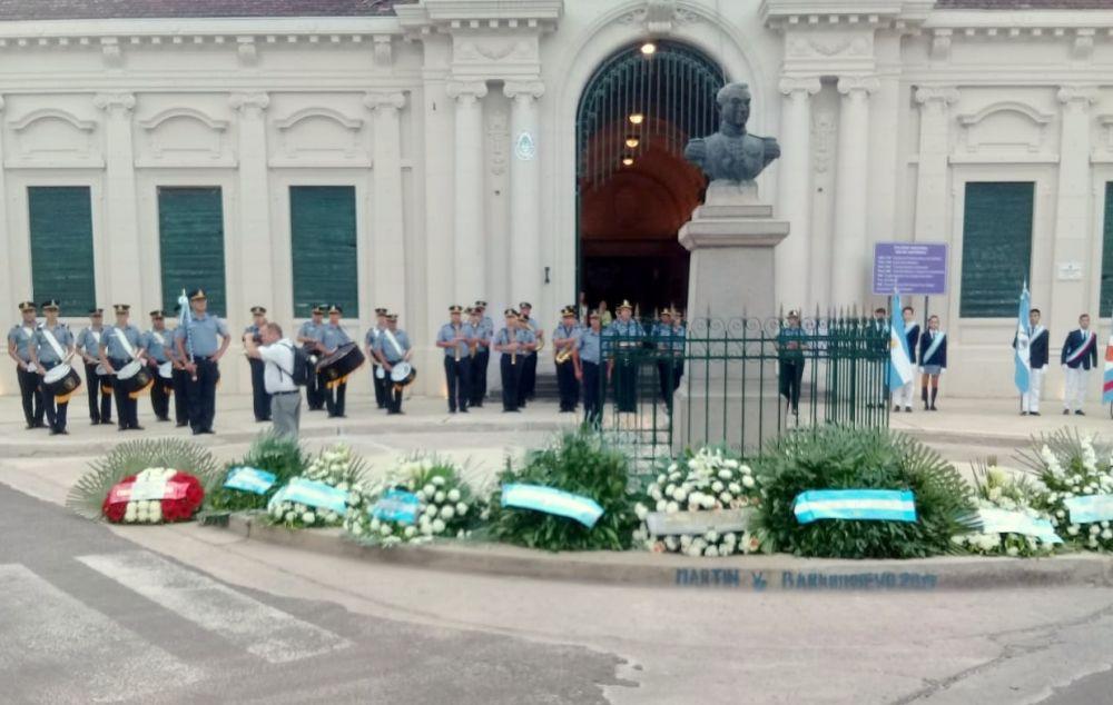 foto: Es un orgullo el lazo de unión entre San Martín y Yapeyú