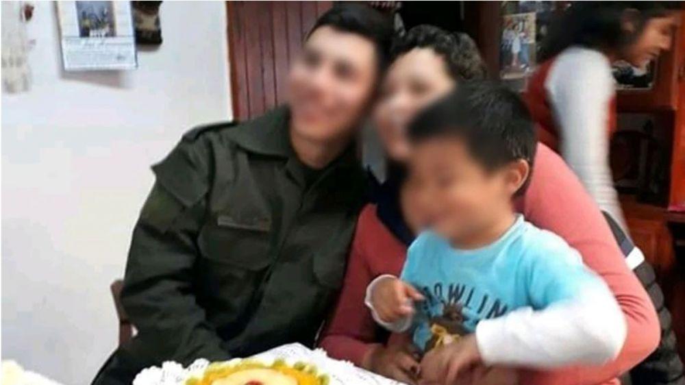 foto: El detenido por violar a una mujer y asesinar a su hijo quedó libre