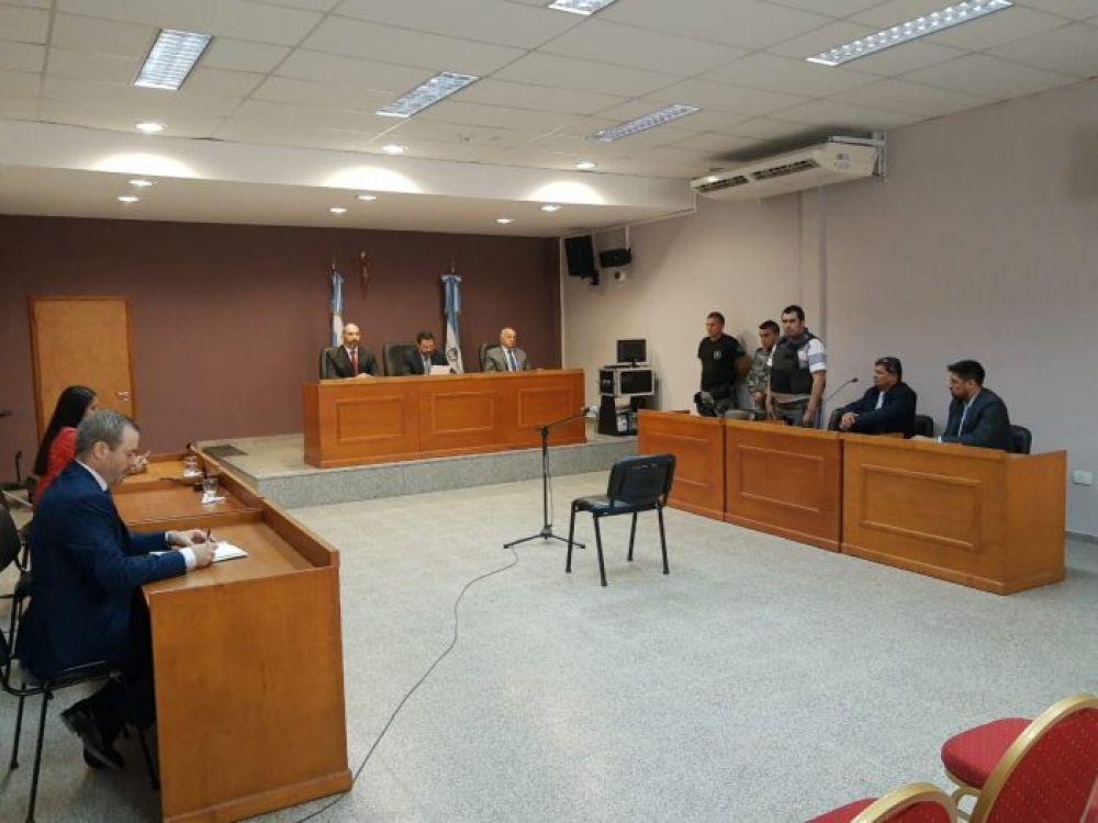 foto: Condenaron a prisión perpetua al femicida de Sandra Bordón