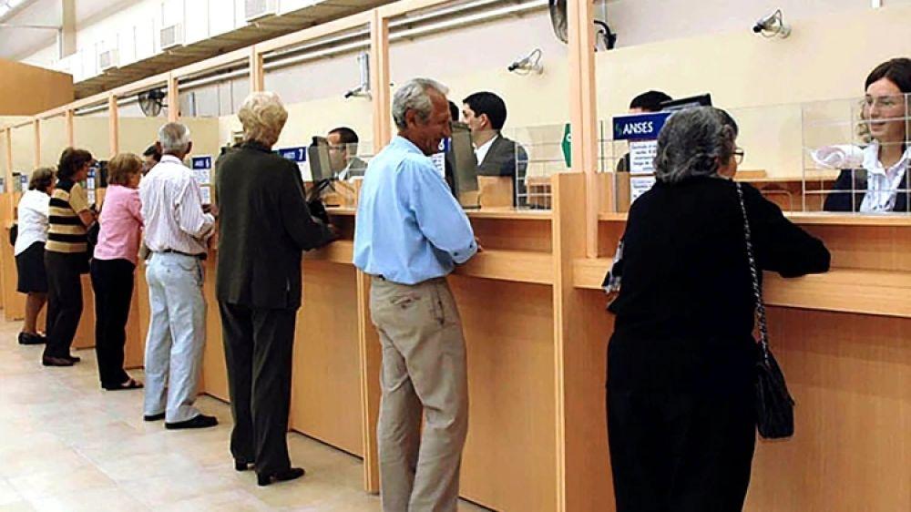 foto: Se busca recomponer el ingreso de los jubilados que menos ganan