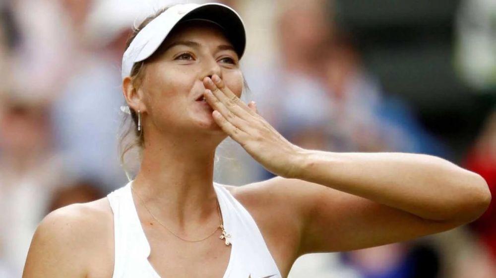 foto: Maria Sharapova anunció su retiro del tenis a los 32 años