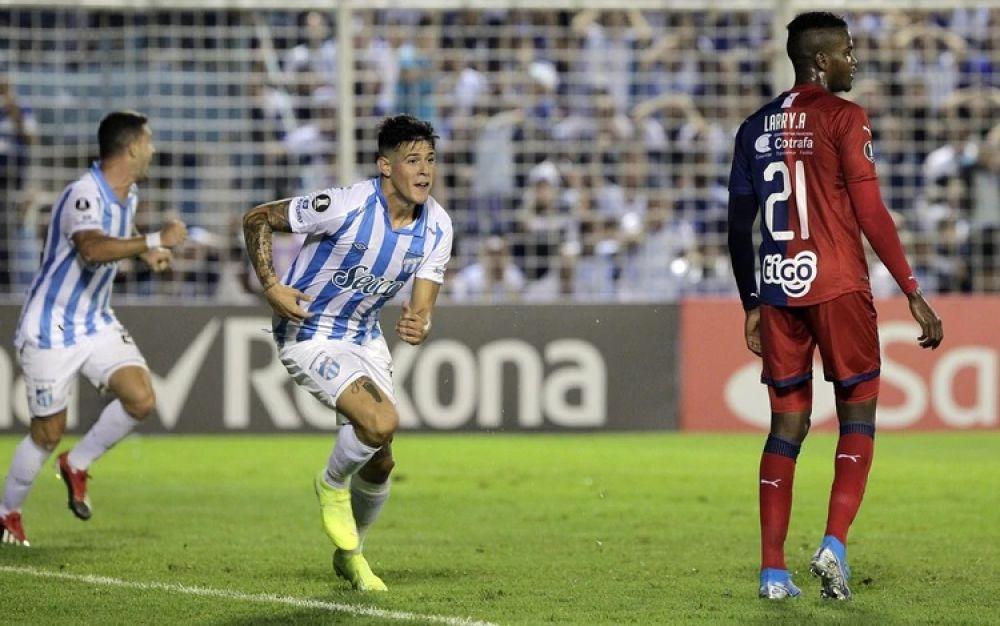 foto: Independiente Medellín eliminó a Atlético Tucumán