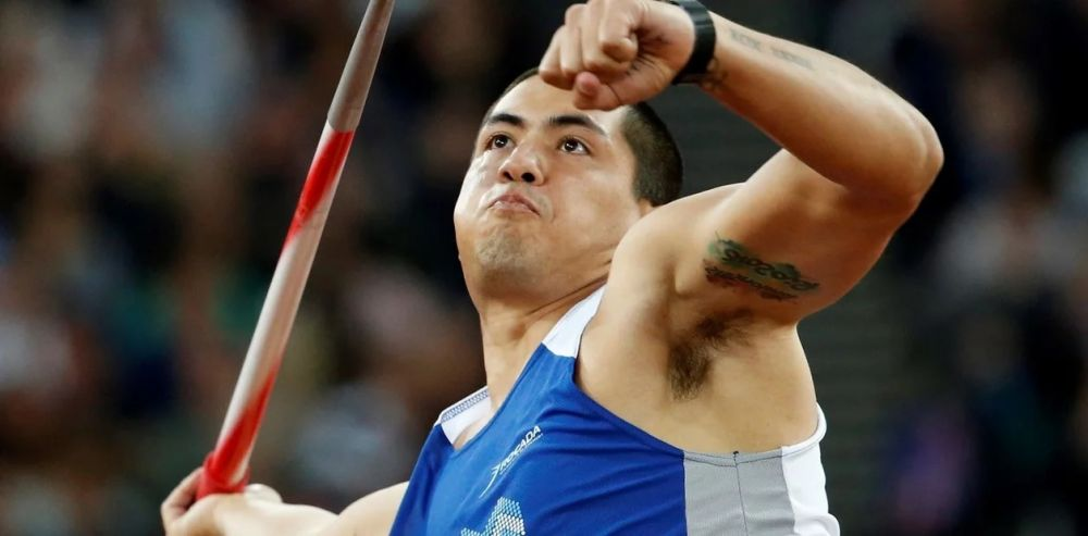 foto: Murió el atleta Braian Toledo en un accidente de tránsito