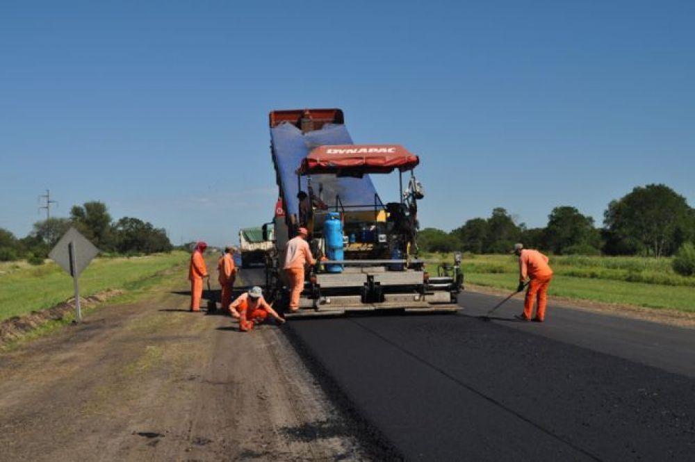foto: Hoy Vialidad Nacional realizará trabajos sobre Ruta Nacional Nº 12