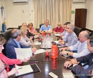 foto: Gobierno y gremios docentes se reúnen en busca de acuerdo
