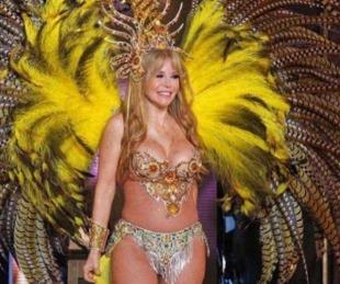 foto: Graciela Alfano estará el último fin de semana del Carnaval
