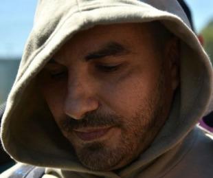 foto: Fabián Tablado, el asesino de las 113 puñaladas, salió de la cárcel