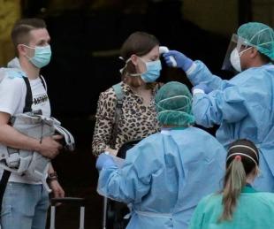 foto: La OMS elevó la amenaza internacional del coronavirus