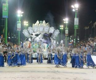 foto: Sapucay se consagró tricampeona de los Carnavales 2020