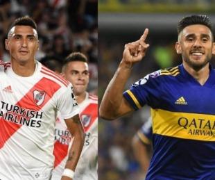 foto: River y Boca, con árbitros confirmados para definir el campeón