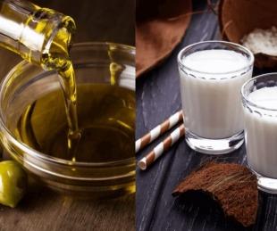 foto: ANMAT prohibió la venta de dos aceites de oliva y una leche de coco