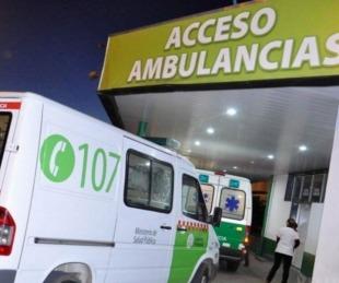 foto: Murió el motociclista hallado con graves lesiones en Paraje Malvinas