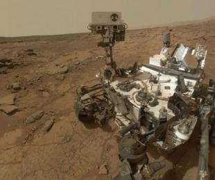 foto: NASA difundió una imagen de Marte con 1.800 millones de píxeles