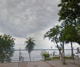foto: Corrientes: Un joven murió ahogado tras arrojarse al río Paraná