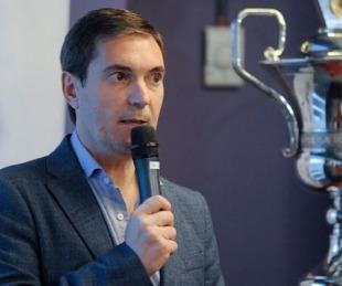 foto: Renunció Mariano Elizondo, el presidente de la Superliga