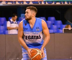 foto: Regatas: se confirmó que Martín Fernández no tiene lesión muscular