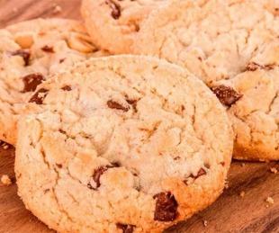 foto: ANMAT prohibió unas galletitas dulces que podrían causar alergias