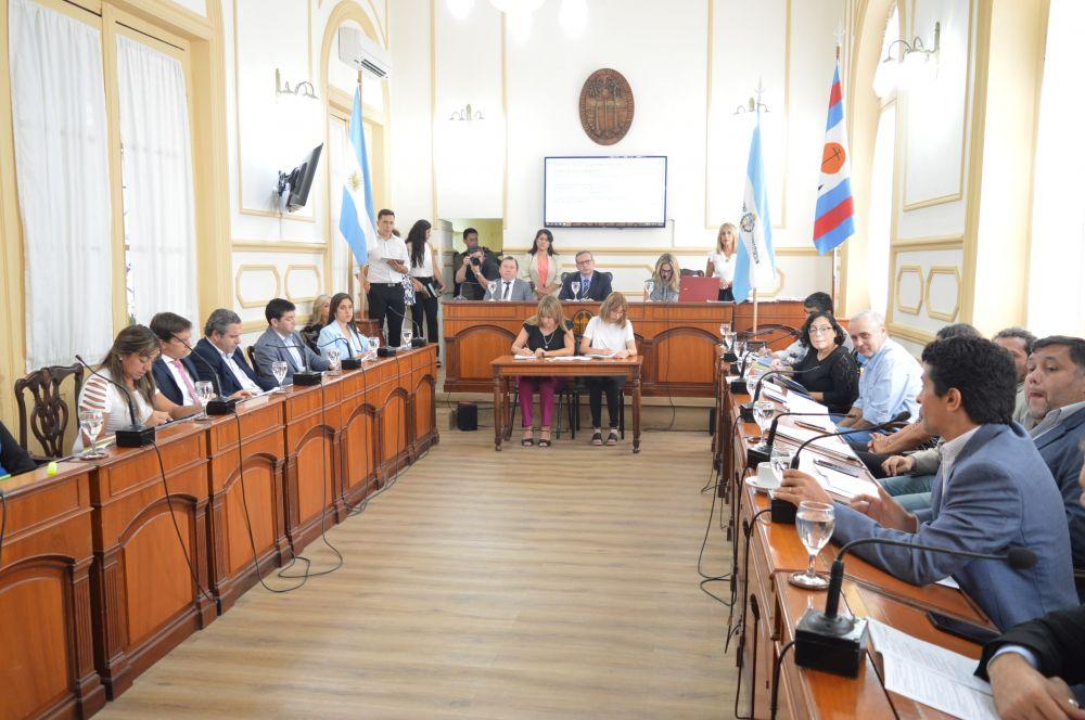 foto: Concejo aprobó el convenio que cede espacios a las playas