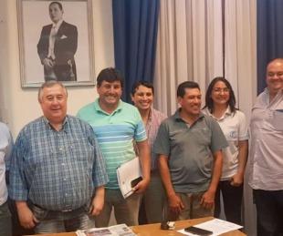 foto: San Luis del Palmar otorgó incrementos salariales y pases a planta