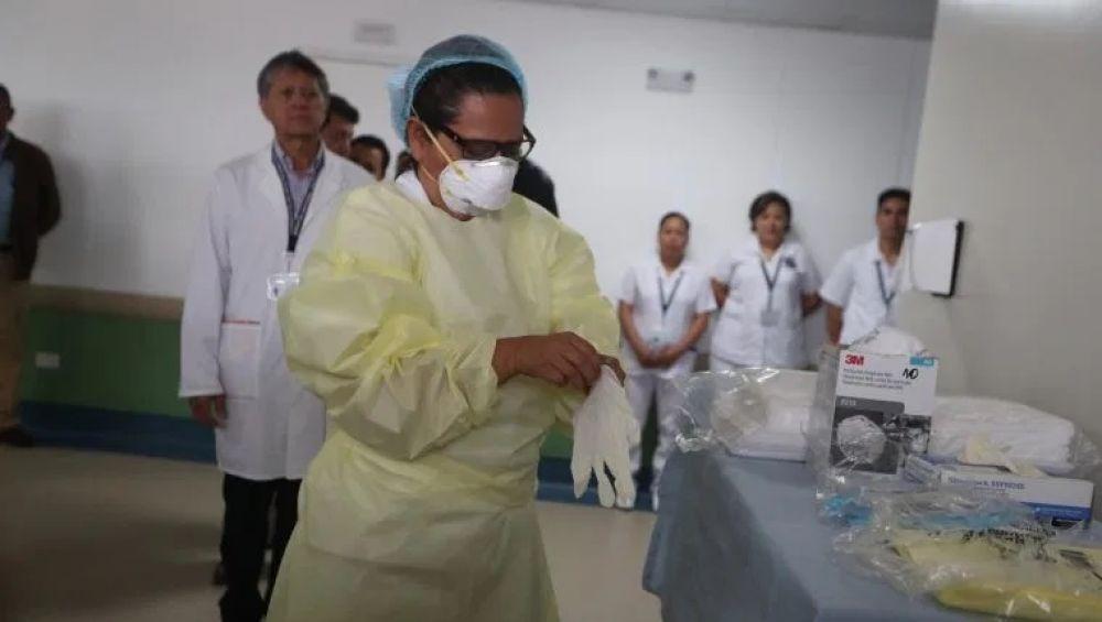 foto: Pediatra chaqueña imputada por propagar el coronavirus