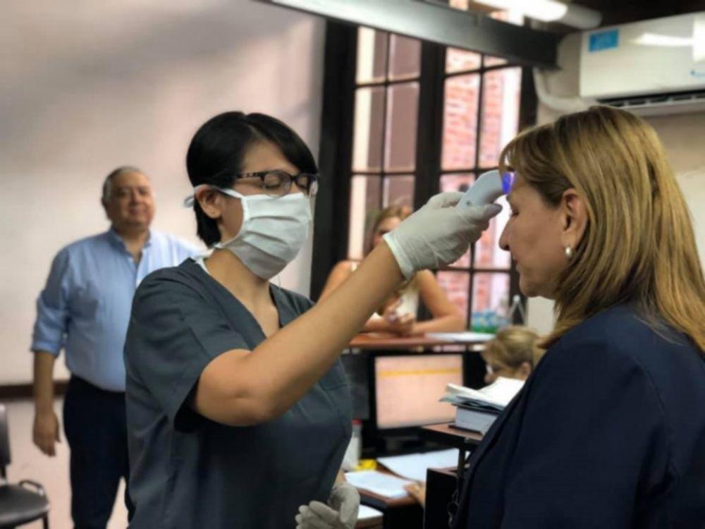 foto: Coronavirus: Corrientes tiene 101 personas aisladas preventivamente