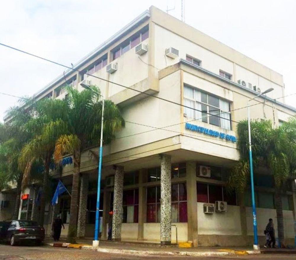 foto: Suspendieron las actividades comerciales y el turismo en Goya