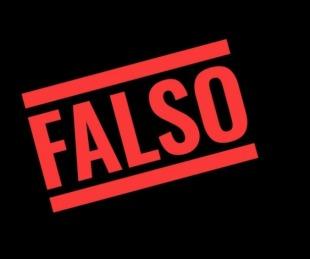 foto: Investigan distribución de un falso decreto de cuarentena
