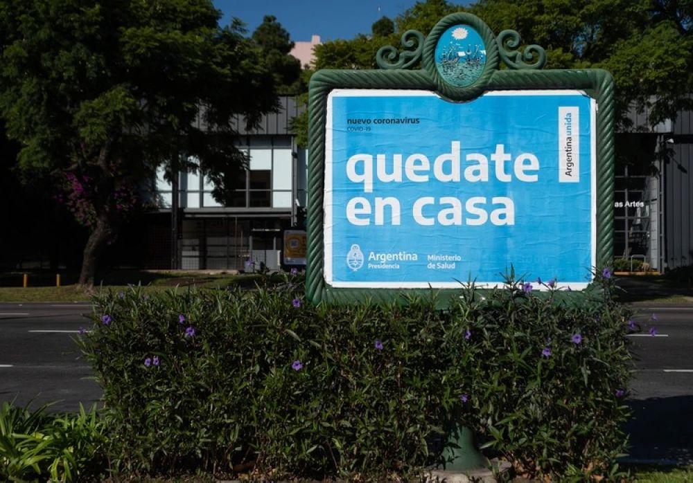 foto: Confirmaron 67 nuevos casos de coronavirus en la Argentina y el total de infectados asciende a 225