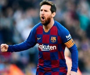 foto: Lionel Messi y una donación millonaria para combatir el Coronavirus