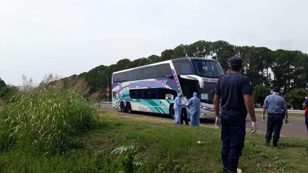 foto: Llegaron de Brasil y querían cumplir la cuarentena en San Cosme
