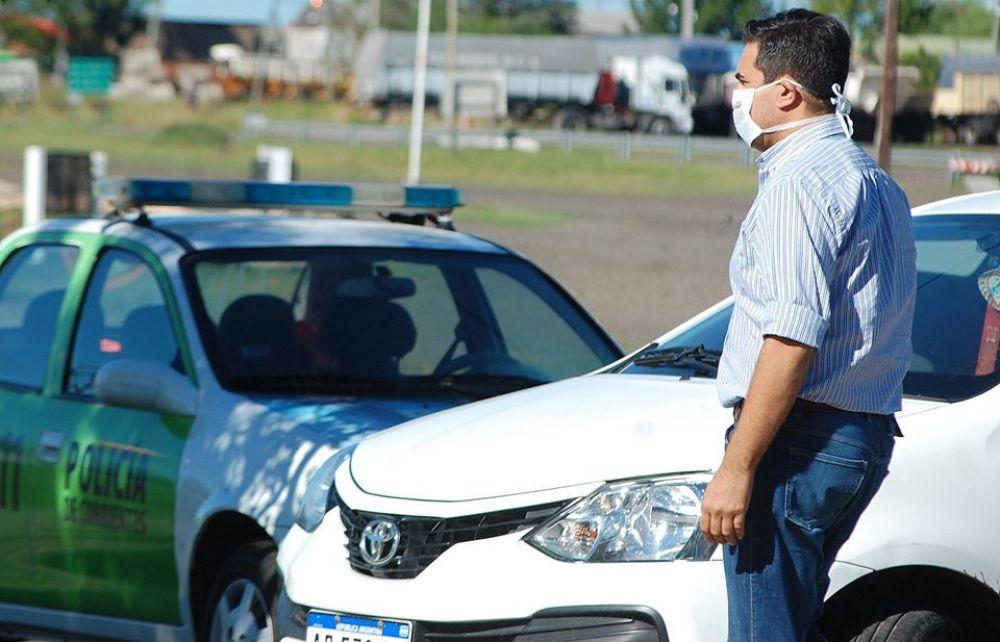 foto: Corrientes: un intendente y todo su gabinete se recortan los sueldos