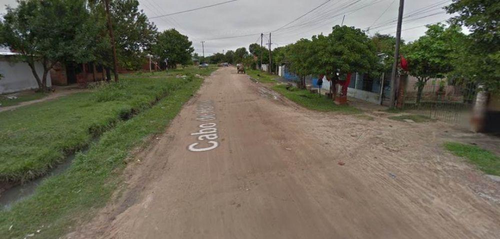 foto: Un hombre quiso asesinar a un vecino con un machete