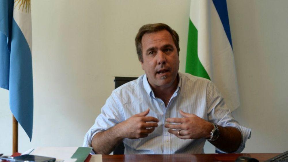 foto: El intendente de El Bolsón dio positivo por coronavirus