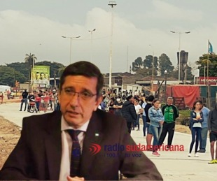 foto: El ministro de Seguridad pidió