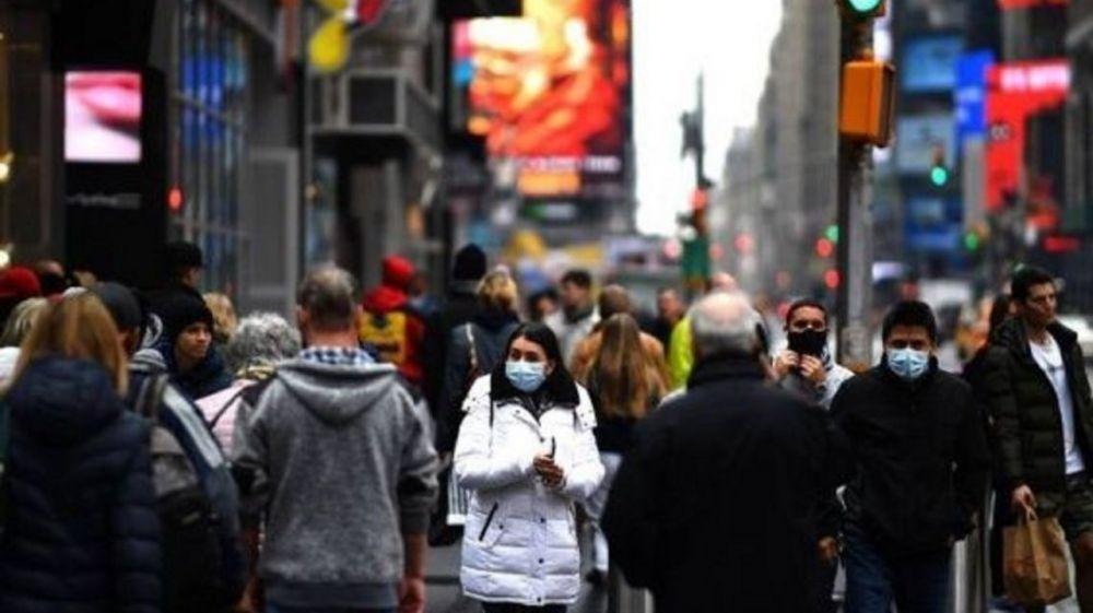 foto: EE.UU: 345 muertos y cerca de 18.000 nuevos casos en las útlimas 24 horas