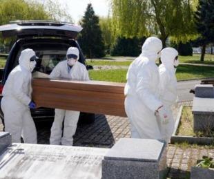 foto: España registró 832 muertos en un día y suma más de 5 690 víctimas