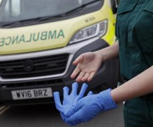 foto: Coronavirus: el Reino Unido registra más de 1000 personas muertas