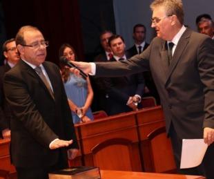 foto: Tassano y su gabinete se suman a la medida de Valdés y se bajan los sueldos