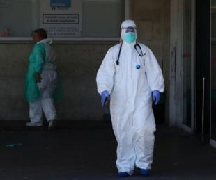 foto: España sumó 812 muertes por coronavirus y supera las 7.300