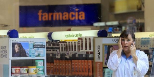 foto: Víctimas de violencia de género podrán pedir asistencia en farmacias