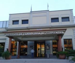 foto: Senador provincial fue internado en el cardiológico por angina de pecho