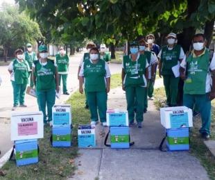 foto: La campaña Salud va a tu casa  continúa en la capital y en el interior