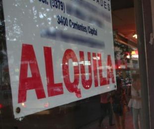 foto: Nación congeló los alquileres: