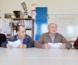foto: Abuelos que hicieron un noticiero para ponerle humor a la pandemia