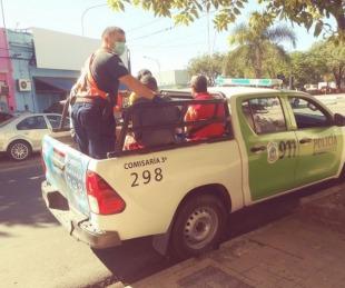 foto: Hay 117 demorados por no cumplir la cuarentena en Corrientes