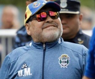 foto: Malvinas: el mensaje de Diego Maradona para los caídos