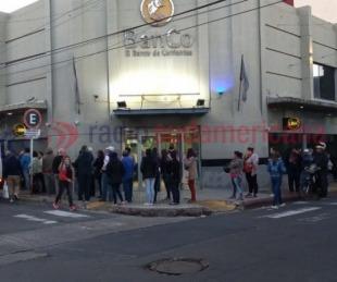 foto: El Banco de Corrientes abrirá sábado y domingo para pagos